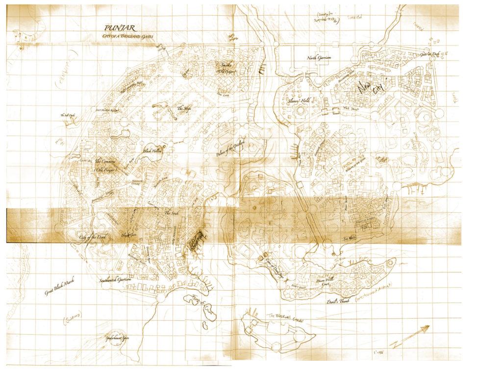 punjar-map
